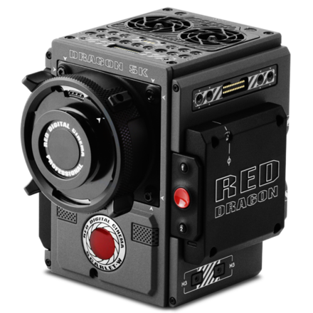 RED Scarlet-W Complete Shooting Package