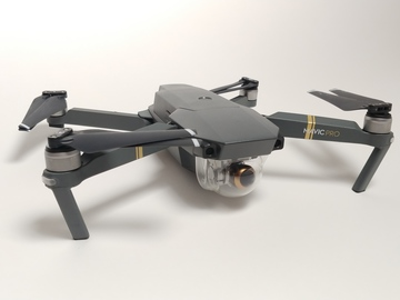 Rent: DJI Mavic Pro + Extra Battery + Filters