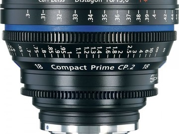 Carl Zeiss CP2.18mm T1.5