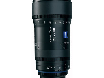 Rent: Carl Zeiss Compact Zoom 70-200