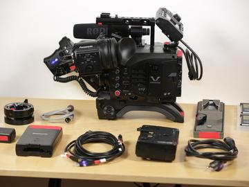 Rent: Panasonic VariCam LT 4K S35 Pro EX Package (RED)