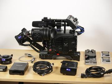 Rent: Panasonic VariCam LT 4K S35 Pro EX Package (SILVER)