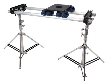 "Rent: RED Scarlet-W 5K 7"" LCD 960GB & Dana Dolly w/Stands"
