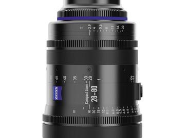 Rent: Zeiss Compact Zoom 28-80