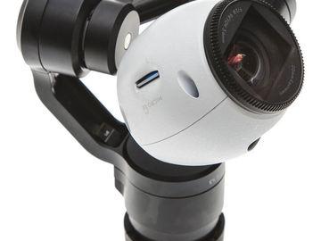 DJI Zenmuse X3 Gimbal and 4K Camera (Inspire 1)