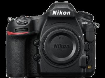 Rent: Nikon D850 dslr Camera