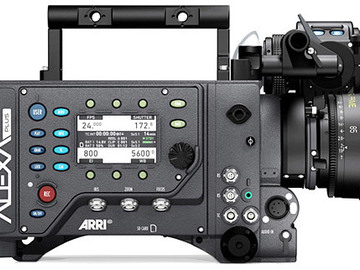 Rent: ARRI Alexa EV Classic Camera - Body Package