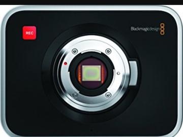 Rent:  Blackmagic Cinema Camera 2.5k camera package