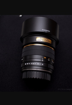 Rokinon Rokinon 85mm f/1.4 AS IF UMC