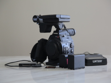 Rent: Canon EOS C300 Package