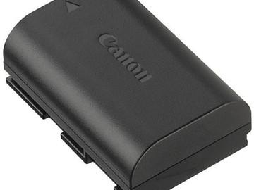 Rent: (2) Canon LP-E6 Batteries & Charger