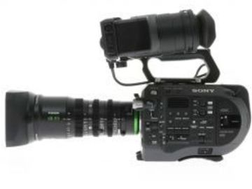 Rent: Sony PXW FS7 4K + Fujinon MK18-55mm T2.9 Cinema Zoom Lens Ki