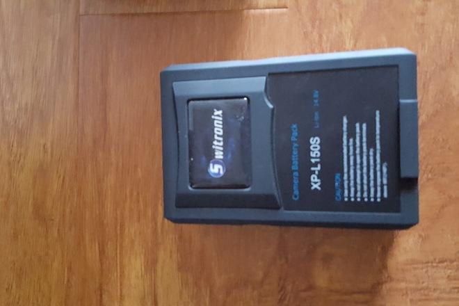 3 Pro- X Switronix V-Mount Batteries (Hyper Core/ XP-L150S)