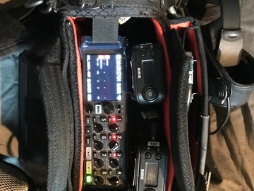 Rent: Zoom F8 Package with 3x Wireless and MKH60 Boom