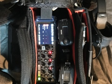 Rent: Zoom F8 with 3x Wireless