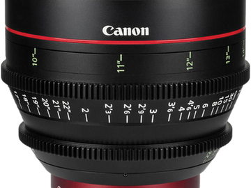 Rent: Canon EF Cinema prime CNE 24mm T1.5 L F (EF mount)