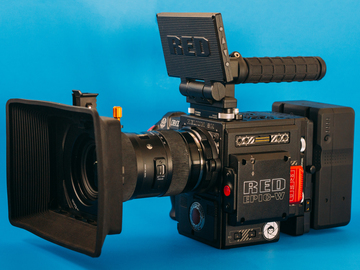 Rent: RED Epic-W Helium 8K S35 Package