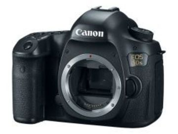 Rent: Canon 5DS Camera + 24-105mm Lens Kit
