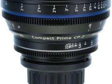 Rent: Zeiss CP.2 50mm/T2.1 PL Mount