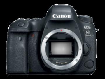 Rent: Canon EOS 6D Mark II Camera Kit