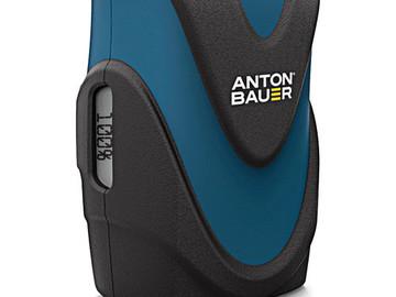 Rent: (4) Anton Bauer Digital 150 Gold Mount Battery & Quad Charge