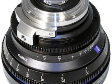 Rent: Zeiss Compact Prime CP.2 21mm T2.9
