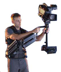 Glidecam HD4000 (X10 upgrade) w/ Vest and Arm
