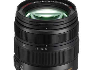 Rent: Panasonic Lumix G X Vario 12-35mm f/2.8