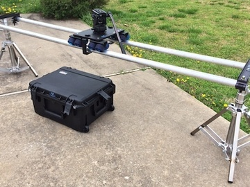 Rent: Dana Dolly w/ combo stands and rails