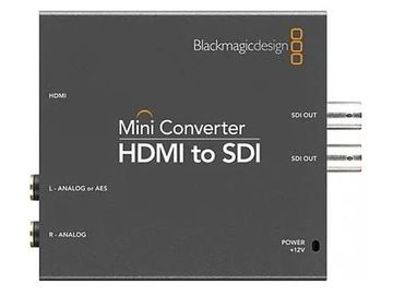 Rent: Blackmagic Signal Converter HDMI-SDI