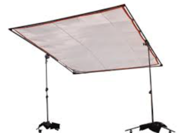 Rent: 6x6 square stock overhead frame with 2 ears and 4 corners