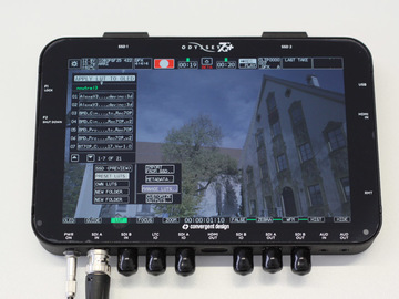 Rent: Odyssey7Q+ OLED Monitor & 4K Recorder with One 256GB