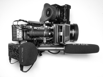 Rent: BlackMagic Design Ursa Mini 4.6K Kit