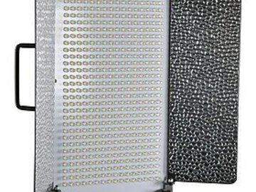 X3 Fancier Studio 500CT Dimmable LED Panel's and Stands