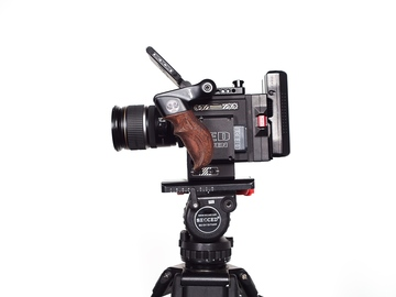 Rent: RED Raven Dragon 4.5K - Ready to Shoot Package