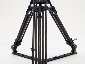 Rent: Secced 75mm bowl carbon fiber tripod