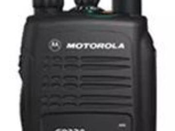 Rent: Motorola Walkie Talkie