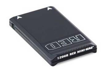 Rent: RED MINI-MAG - 120GB