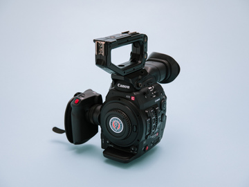 Rent: Canon EOS C300 Mark II Cinema Camera