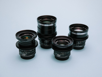 ZF.2 Lens Kit with EF mount