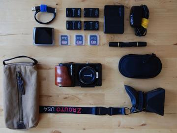 Rent: Blackmagic Pocket Kit w/ Z-Finder and Movcam Cage