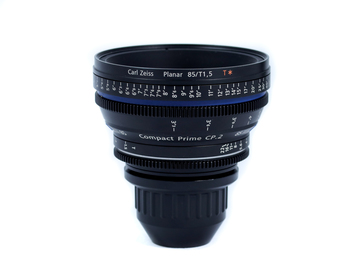 Rent: Zeiss CP.2 85mm T2.1 (1 of 2)