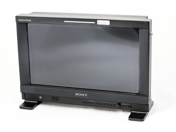 """Rent: Sony OLED 17"""" Trimaster Monitor"""