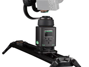 Rent: Syrp 3-Axis Genie Motion Control w/5 foot Magic Carpet Track