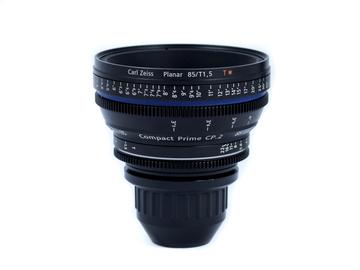 Rent: Zeiss CP.2 Super Speed 85mm T1.5 (1 of 2)