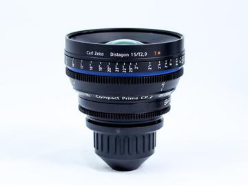 Rent: Zeiss CP.2 15mm T2.9 (1 of 2)