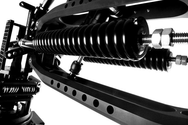Flowcine Black Arm Complete + Tranquilizer #1