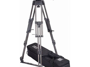 Rent: Secced Reach Plus 6 Tripod and Fluid Head (140 lb. payload)