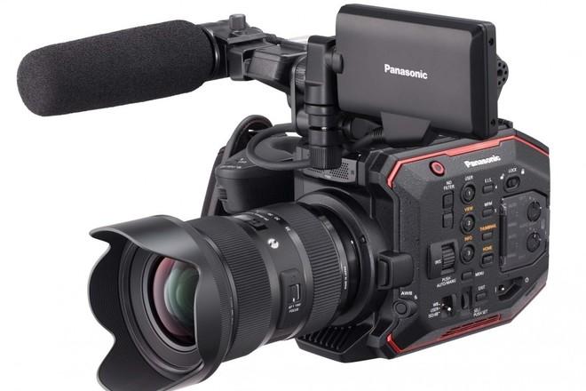 Panasonic Eva1 Cinema Camera W/ Lens
