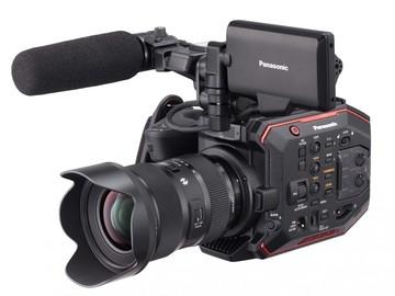 Rent: Panasonic Eva1 Cinema Camera W/ Lens